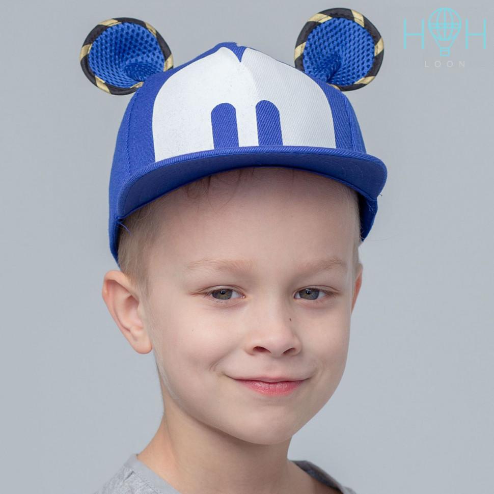 ПГЛ20-02080090 Кепка мышка, синий
